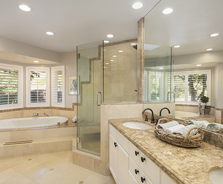bathroom remodeling example